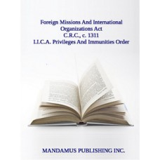 I.I.C.A. Privileges And Immunities Order