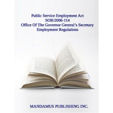 Office Of The Governor General's Secretary Employment Regulations