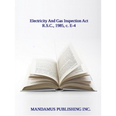 Electricity And Gas Inspection Act