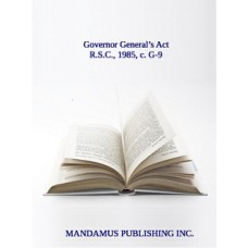 Governor General's Act