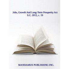Jobs, Growth And Long-Term Prosperity Act