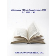 Maintenance Of Ports Operations Act, 1986