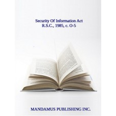 Security Of Information Act