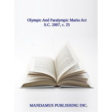 Olympic And Paralympic Marks Act