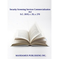 Security Screening Services Commercialization Act