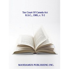 Tax Court Of Canada Act