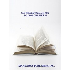 Safe Drinking Water Act, 2002