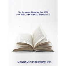 Tax Increment Financing Act, 2006
