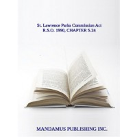 St. Lawrence Parks Commission Act