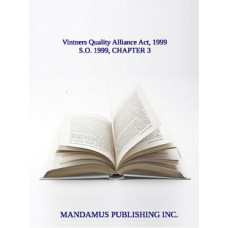 Vintners Quality Alliance Act, 1999