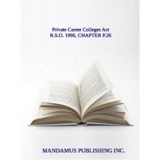 Private Career Colleges Act